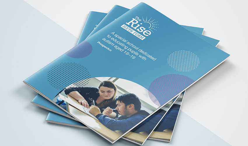 The Rise Sixth Form prospectus